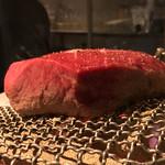 焚火家 渋谷店 - 焚火家 渋谷店(東京都渋谷区渋谷)肉のヒマラヤハーフ