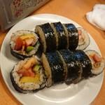 韓国屋台料理 とらじ - キンパ