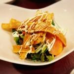 73262911 - ★料理長の秋野菜サラダ