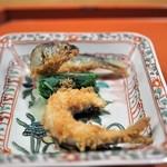 祇園 大渡 - 鮎のフライ