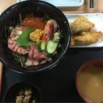大遠会館 まぐろレストラン - 特上海鮮丼