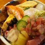 魚正 - おまかせチラシ