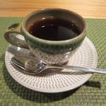 裕の輪 - おまかせフルコース・5000円(コーヒー)