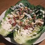 73269222 - 焼き野菜のシーザーサラダ