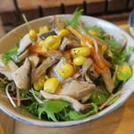 ノムカフェ - ベトナム定食 A (ベトナムしゅうまい)4