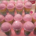 トッティ キャンディ ファクトリー - 4色お土産用綿菓子