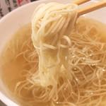 港式餃子舗 福福 - ねぎ汁そば(*^-^*)