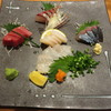 たか美 - 料理写真:お刺身 五種盛り 1800円~