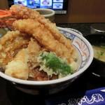 73279641 - 魚河岸天丼。1,058円