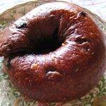 Ohana bakery - ベーグル(チョコレート)