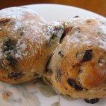 Ohana bakery - 山ぶどうの・・・