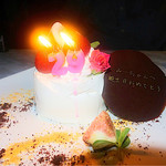 ジャンカルド - バースデーケーキ