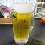 73280896 - 生ビール中