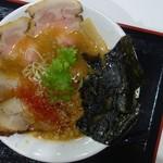 DOOMO - 料理写真:赤味噌とんこつラーメン