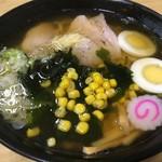 桜井食堂 - 蔵ラーメン