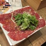 肉バルGABUTTO - 熟成生ハム