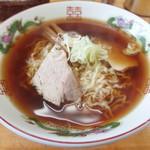 くどうラーメン - ラーメン中 500円