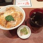 73285239 - ミニ親子丼 490円
