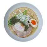 麺や ハレル家 - 貝出汁そば