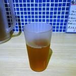 ゴールデンユニコーン - ランチ:お茶