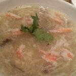 三味 - 燕の巣と蟹のスープ