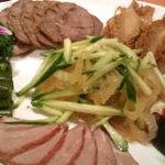 三味 - 前菜