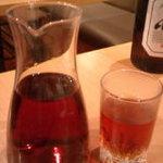 三味 - 飲み放題メニューの紹興酒(ホット)