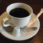 野山の食堂 - おかわり自由コーヒー