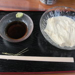 Toufudiyasagadoufusanchuu - 生湯葉の刺身
