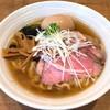 ヌードルズ&サルーン キリヤ - 料理写真:潮味玉らぁ麺+ローストビーフ