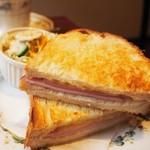 コーヒーショップラルゴ - サンドイッチ(モーニング)