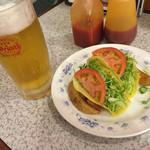 ステーキハウス88 - ビールにタコス