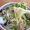 まるいし - 料理写真:チャンポン麺