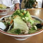 まるいし - チャンポン麺