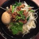 台湾拉麺(たいわんラーメン)