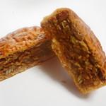 中華菜館 同發 - ミックスナッツ大月餅