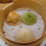 china bistro 八寸 - 小籠包3種