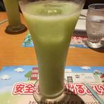 炭焼きレストランさわやか - シャインマスカットジュース 430円