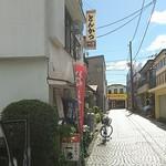73293860 - 参道沿いにあるカウンターのみの渋いお店