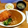ブータン - 料理写真:ブータン@茅ヶ崎 カツカレー+野菜