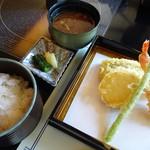 日本料理 しょうあん - 天麩羅コース・琴(2,100円)二皿目