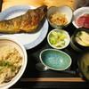"""魚魚や 鯛一 - 料理写真:""""たいかず定食"""" ¥1,000"""