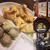 一芳亭 - 料理写真:豚天定食