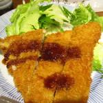 魚魚や 鯛一 - アジフライ