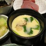 魚魚や 鯛一 - 茶碗蒸し