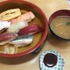 いこま寿司 - 料理写真:サービスランチ にぎり 500円
