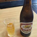 いこま寿司 - 瓶ビール 500円