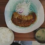 キママニ食堂 - キママニ定食