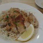 キママニ食堂 - 油淋鶏