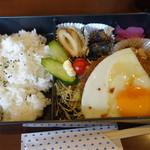 カフェレスト リンゴ - 料理写真:2017.09 ハンバーグランチ(700円)